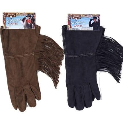 Fringe Gloves-0