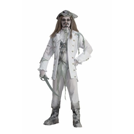 Ghost Captain Adult Costume-0