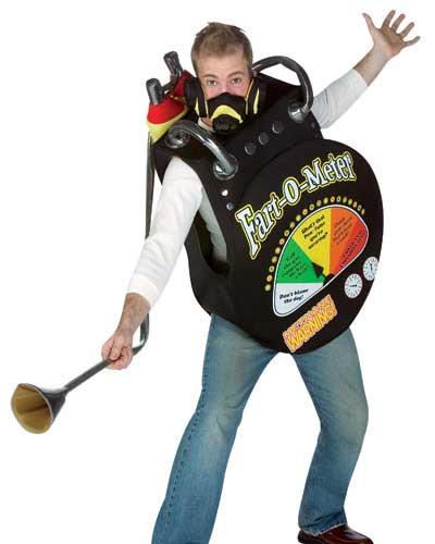 Fart-o-Meter Adult Costume-0