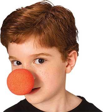 Foam Clown Nose-0