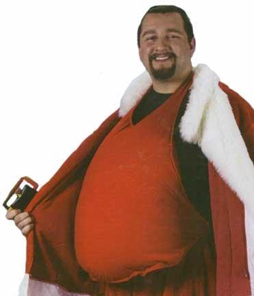 Santa Belly-0