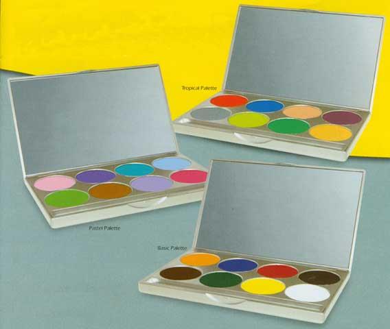 Paradise Makeup AQ - Color Perfect Palettes-0