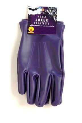 Adult The Joker Gloves-0