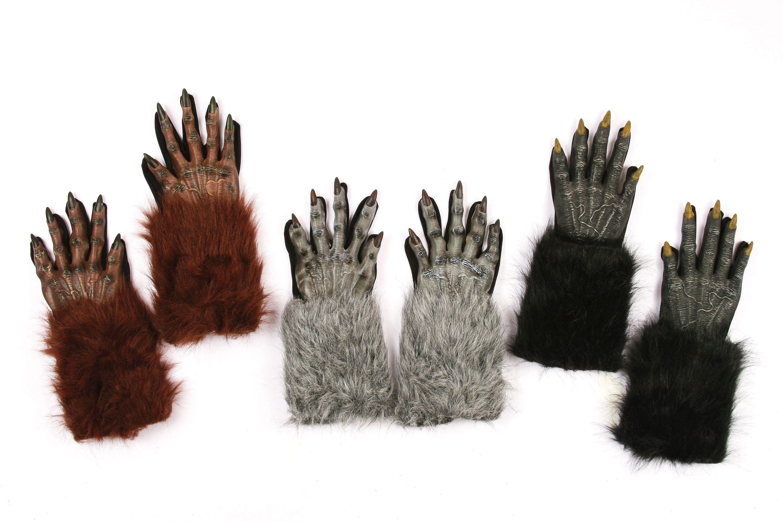 Werewolf Gloves - Hands-0