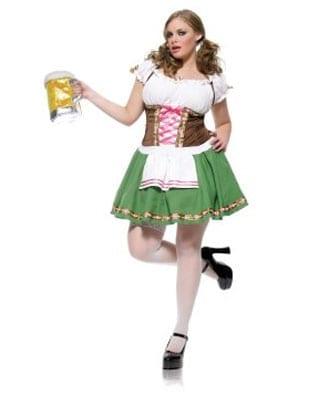 Gretchen Plus Size Costume-0