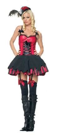 Pirate's Treasure Wench Adult Costume-0