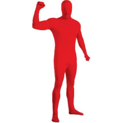 2nd Skin Red-0