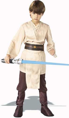 Deluxe Jedi Knight Childrens Costume-0
