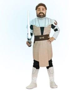 Obi-Wan Kenobi Children's Costume-0