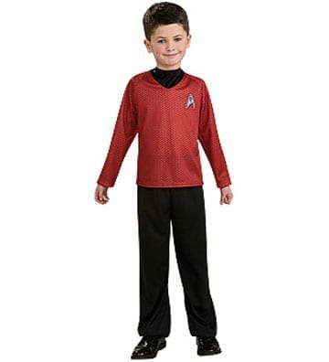 Star Trek Movie Kids Engineering Shirt-0