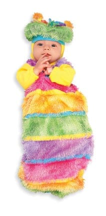 Wiggle Worm Infant Costume-0