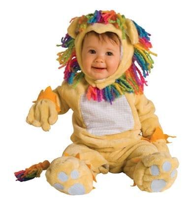 Lion Infant Costume-0