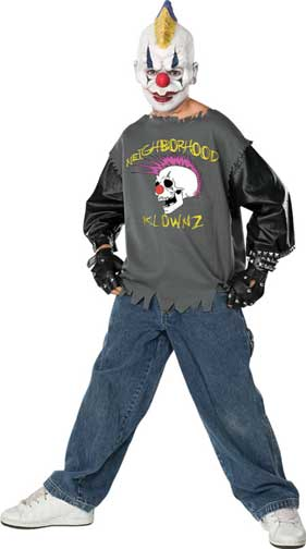 Neighborhood Clowns - Teen Spike-0
