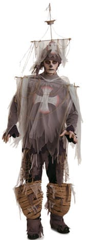 Pirate Ghost Ship Adult Costume-0
