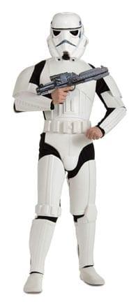 Deluxe Stormtrooper Adult Costume-0