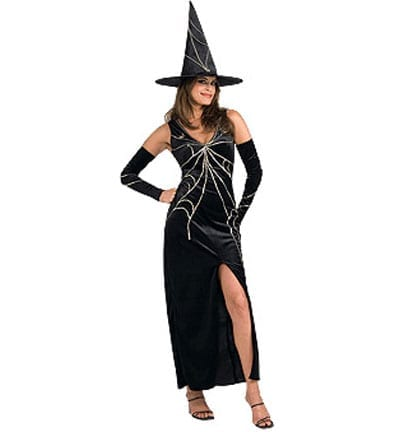 Web Spinner Witch-0