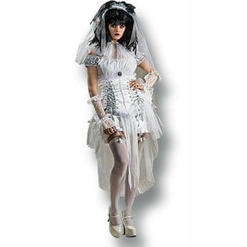 White Gothic Mistress-0