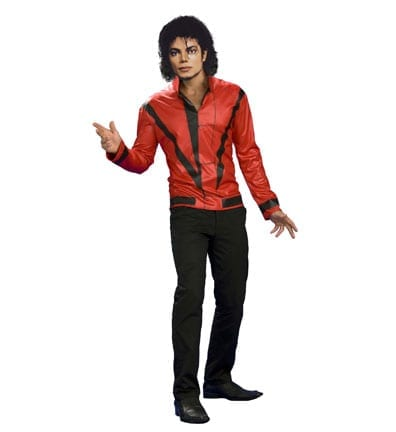 Michael Jackson Thriller Jacket-0