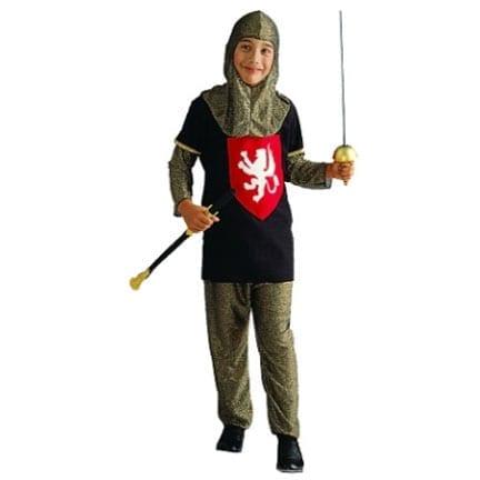 Medieval Knight Children's Costume-0