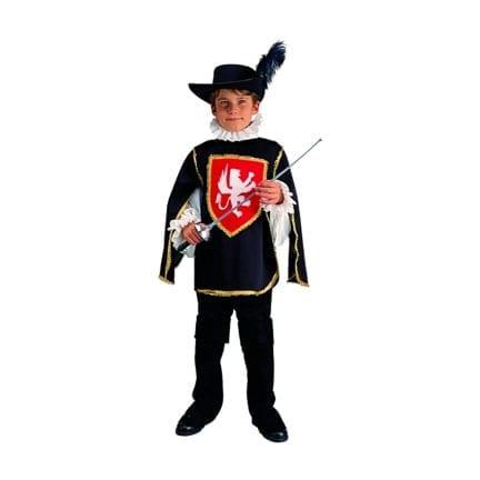 Musketeer Kids Costume-0