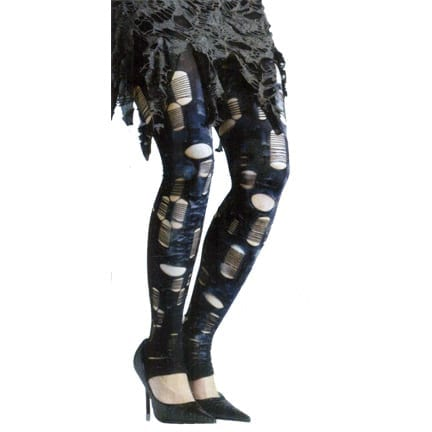 Zombie Tatter Tights-0