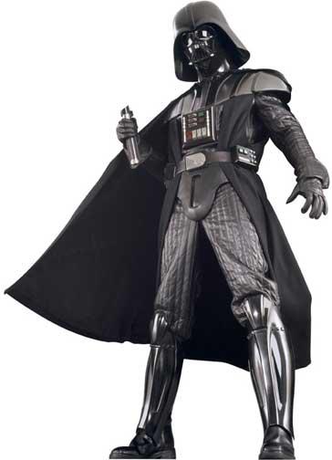 Supreme Edition Darth Vader Costume-0