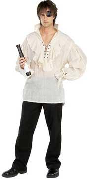 Linen Pirate Shirt-0