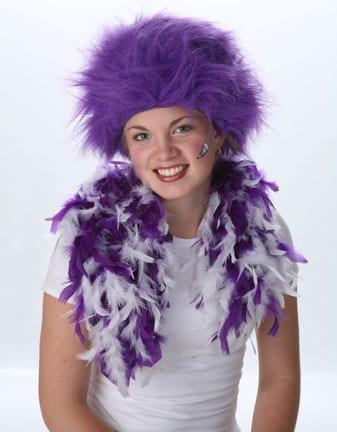 Spirit Wig - Purple-0