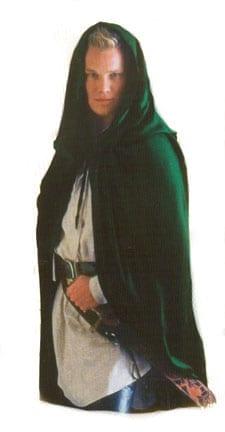 Woodsman's Cloak-0