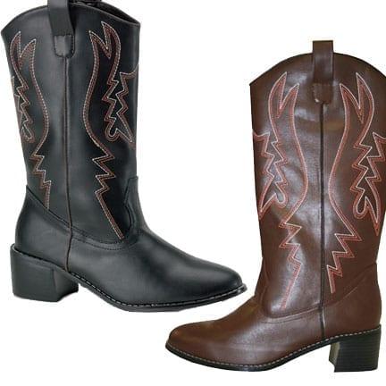 Men's Cowboy Boots-0