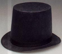 Stovepipe Hat - Lincoln-0