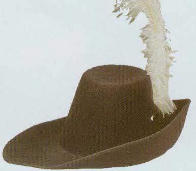 Cavalier Hat - Permalux-0