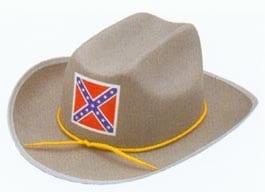 Confederate Officer - Permafelt-0