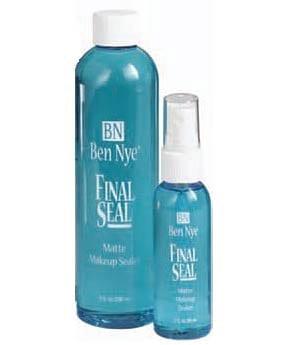 Final Seal Matte Spray - 1 Oz. Spray -0