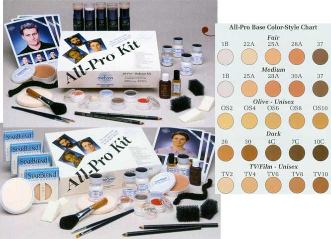 All Pro Makeup Kit-0