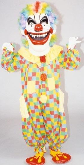 Clown - Scare E. -0