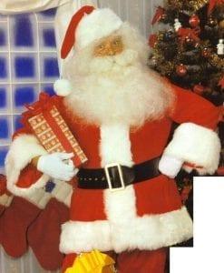 Santa Claus - Deluxe Velvet-0