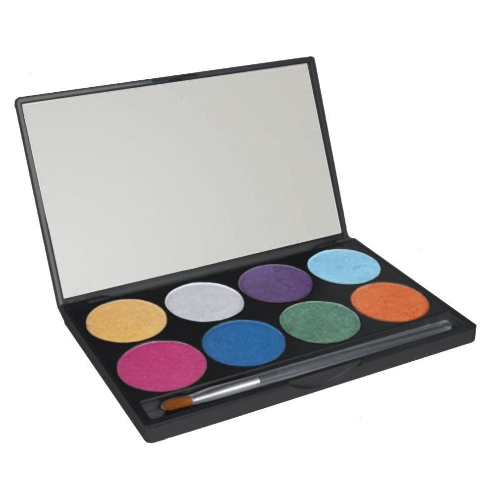 Paradise Makeup AQ - Brilliant Palette-0