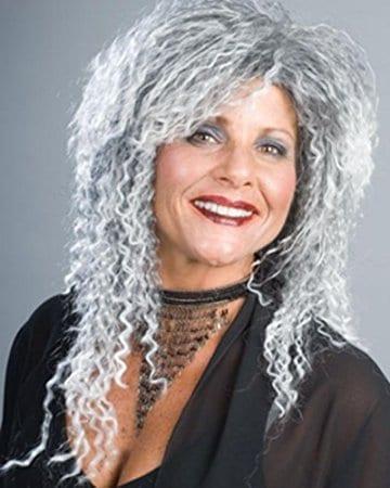 Grandma Adams Family Wig -0