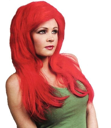 Mermaid Deluxe Wig-0