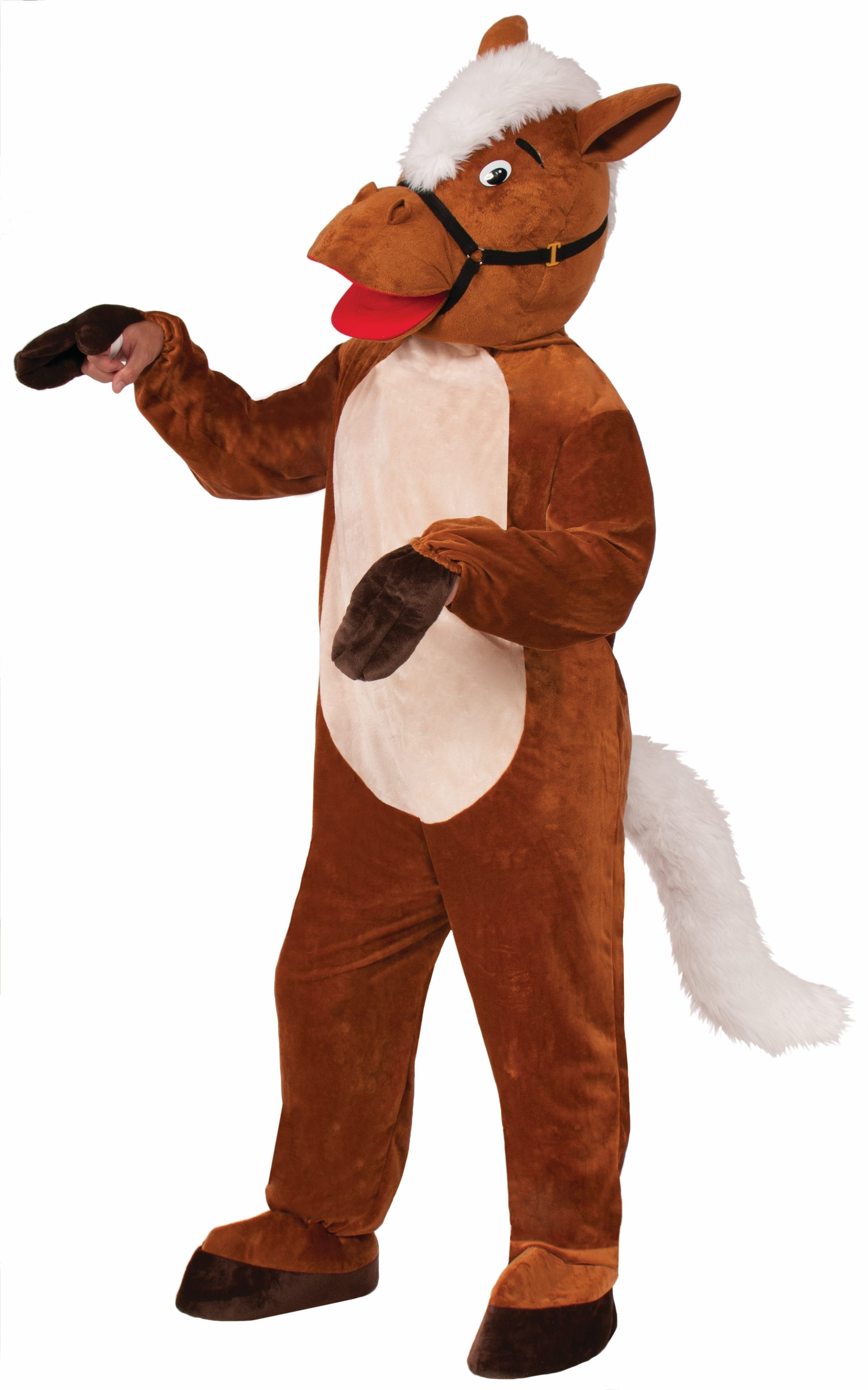 Henry the Horse Adult Costume-0