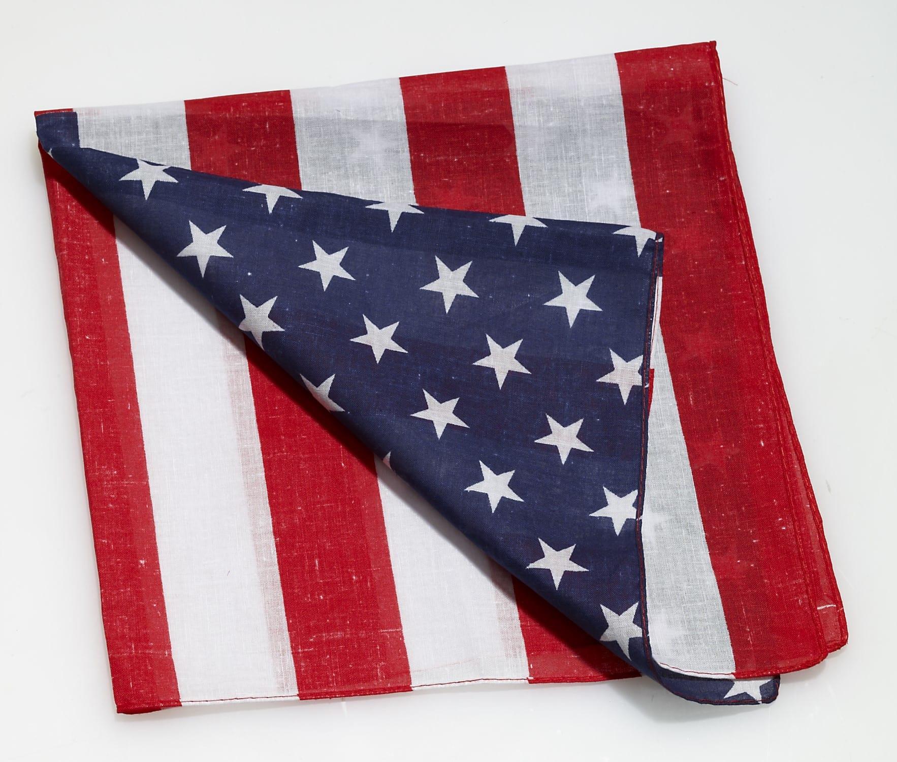 American Flag Bandana-0