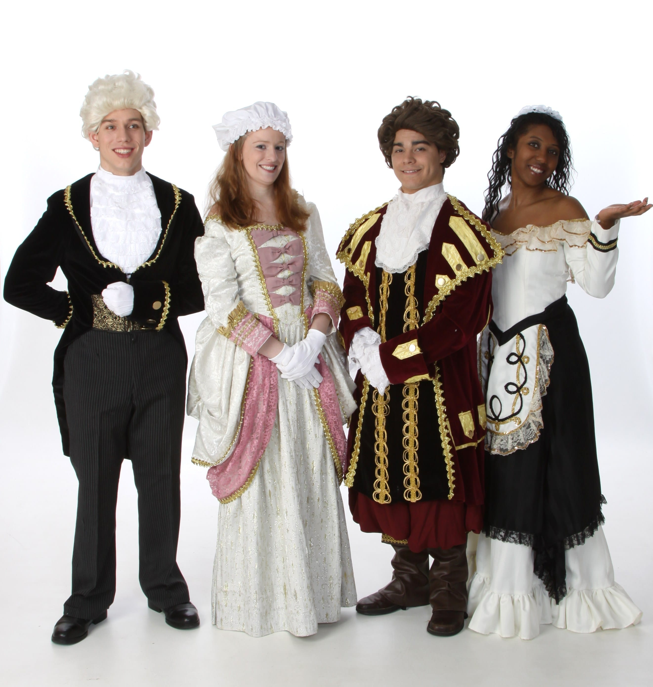 Theatrical Costume Rentals Beauty And The Beast