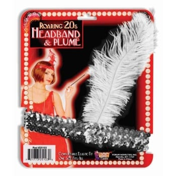 Flapper Headband-0