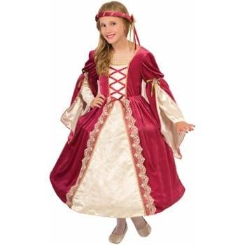 English Princess Children's Costume-0