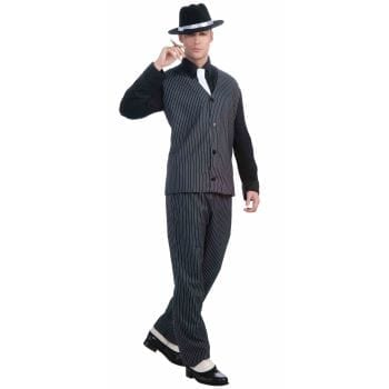 20's Gangster Adult Costume-0