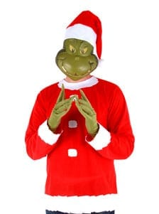 Grinch Costume Adult-0