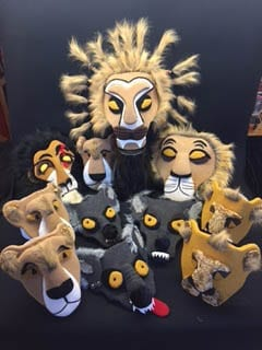 Lion King Jr -103255
