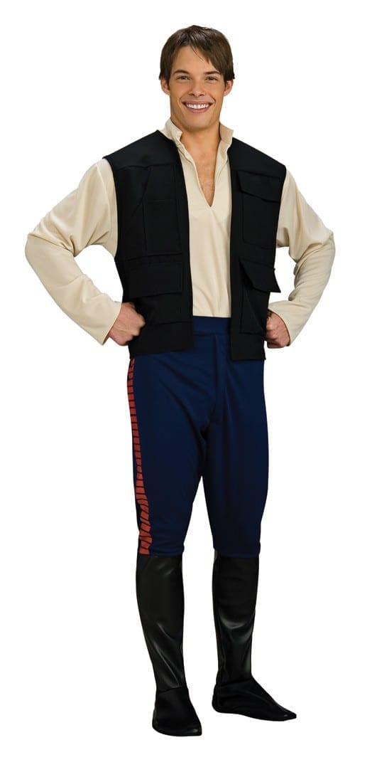 Deluxe Hans Solo Adult Costume-0