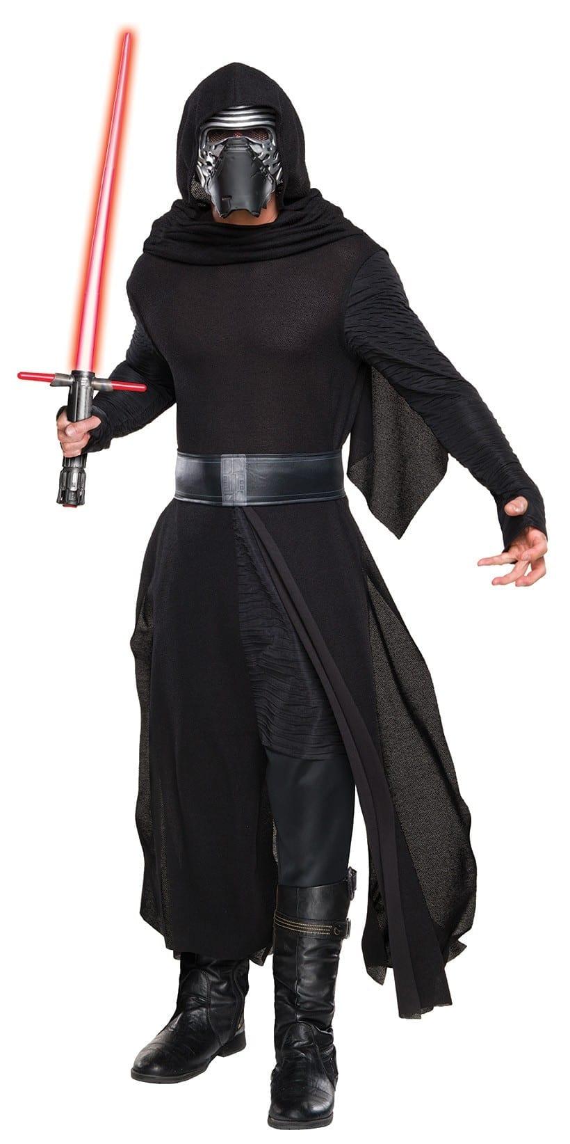 Adult Deluxe Kylo Ren Costume-0